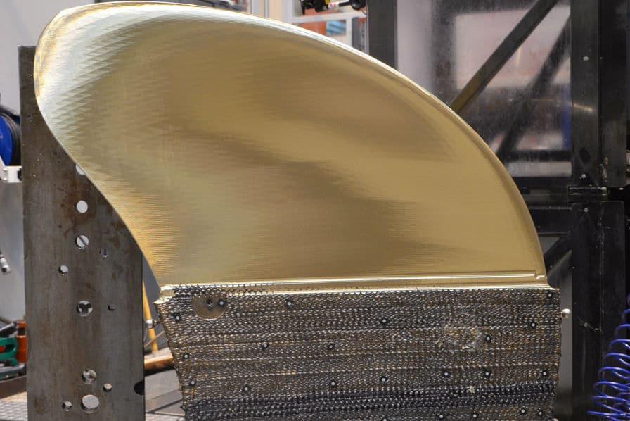 Naval Group se lance dans l'impression 3D d'hélices de propulsion