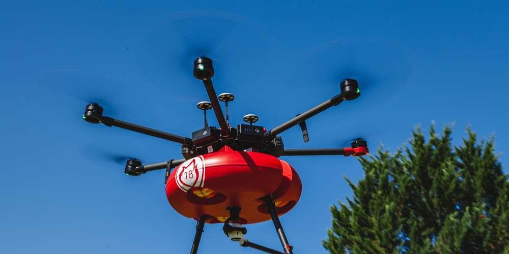 Vidéo. Gironde: un projet de drone pompier primé au concours Lépine – Sud Ouest.fr