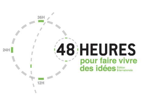 18/11/16 au 19/11/16 – Salons – Conferences – 48h pour faire vivre des idées – à CESI Mont Saint Aignan