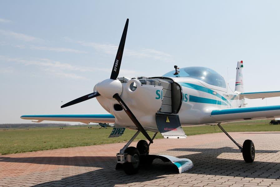 Deux morts dans le crash d'un avion hybride expérimental lors d'un vol d'essai