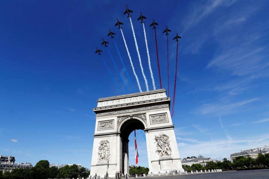 [En images] Avions, drone, char… Ces 5 innovations à ne pas rater lors du défilé du 14 juillet
