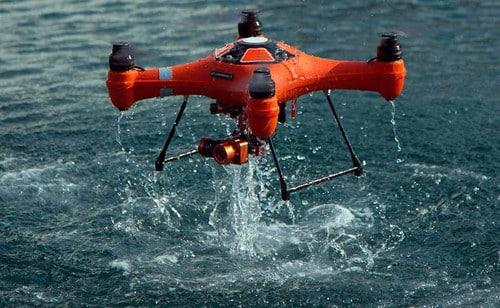 Les drones, une arme invincible aux mains des malfaiteurs