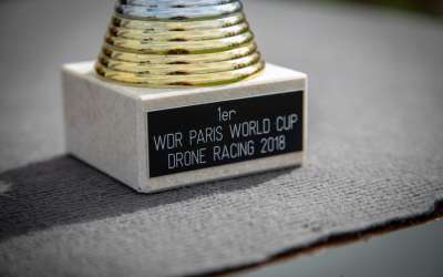 Retour en images sur la première coupe du monde de course de drones