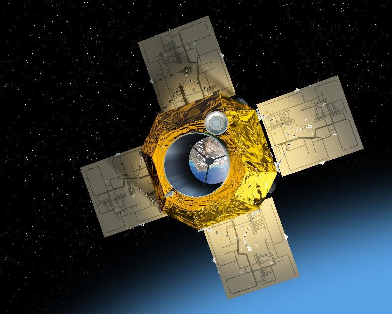 Un satellite franco-allemand sur Ariane 6 – Air&Cosmos