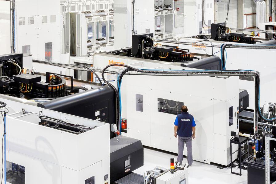 Latécoère inaugure sa nouvelle usine 4.0 à Toulouse