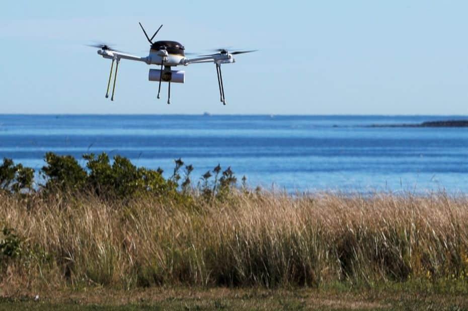 Des preneurs d'otages stoppent une intervention du FBI avec un essaim de drones