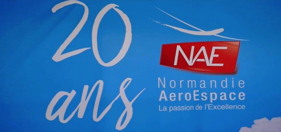 [:fr]NAE fête ses 20 ans à la base 105 d'Évreux[:]