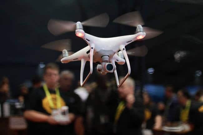 De nouvelles pistes pour doper l'autonomie des drones