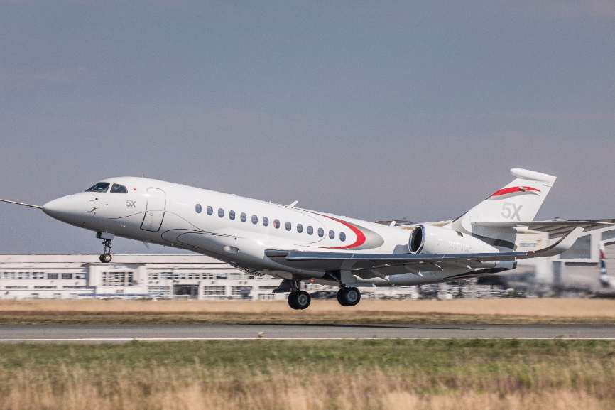 Falcon 5X : accord à l'amiable entre Dassault Aviation et Safran – Air&Cosmos