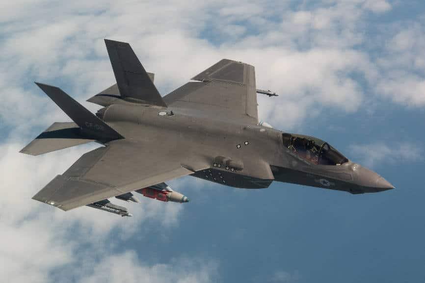 Le F-35 face à un nouveau problème logiciel – Air&Cosmos