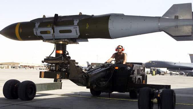 Première livraison des munitions à guidage de précision (PGM) – Air&Cosmos