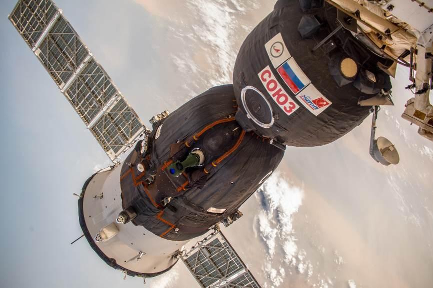 Fuites sur l'ISS – Air&Cosmos