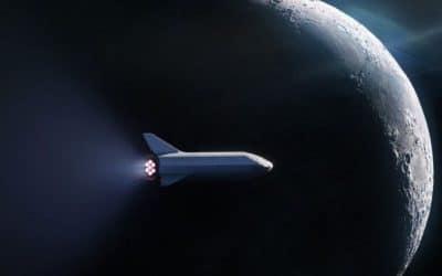 Elon Musk nous (re)vend la Lune – Air&Cosmos
