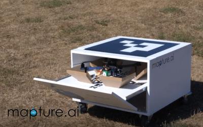 Mapture.ai présente son drone combiné à l'intelligence artificielle – Air&Cosmos