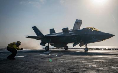 Le F-35B frappe pour la première fois – Air&Cosmos