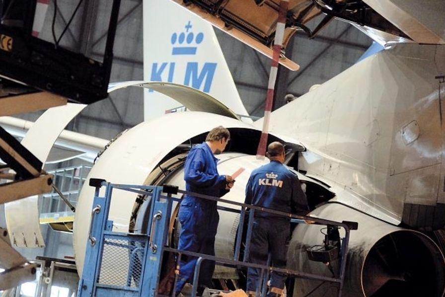 KLM teste la réalité virtuelle en avion