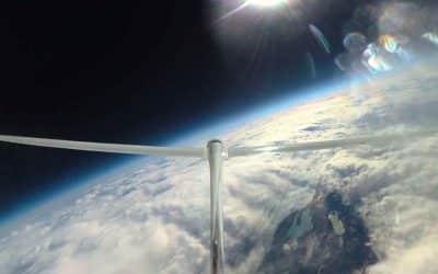 Quels sont les nouveaux records battus par l'avion sans moteur Perlan II d'Airbus?
