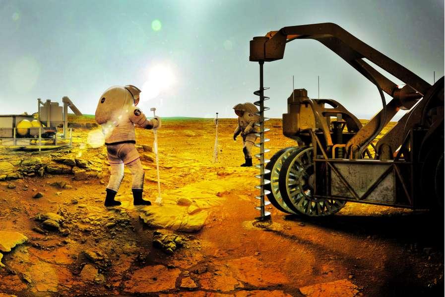 L'espace, une mine d'innovations