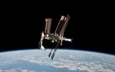 Un trou malvenu dans la Station spatiale internationale