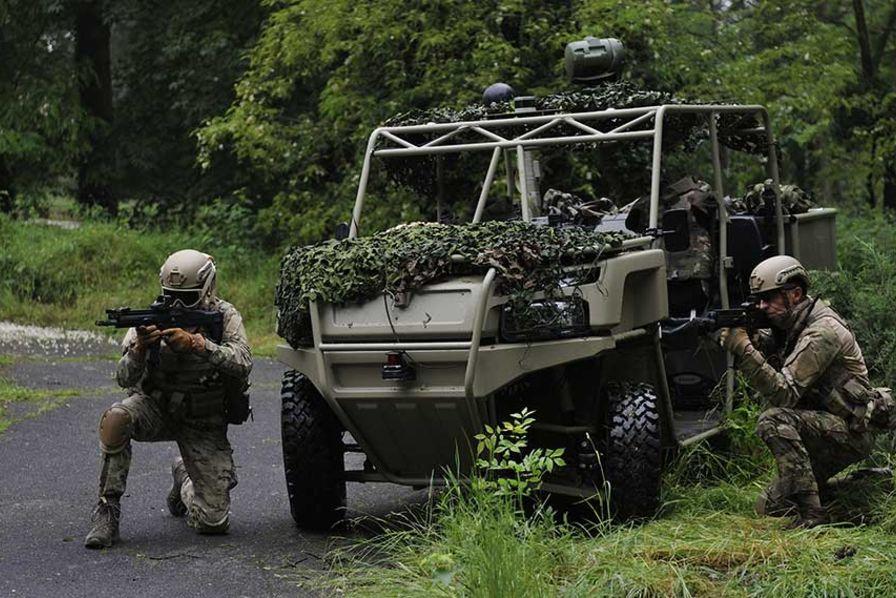 Les militaires lancent leur laboratoire dédié à l'innovation