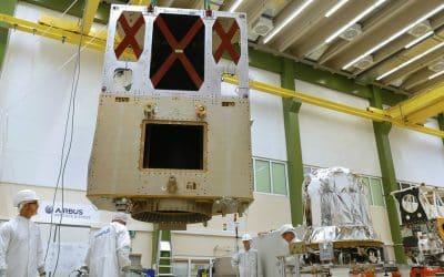 [En images] Le satellite Sentinel-6A bientôt prêt à mesurer le niveau des mers