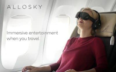 Alaska Airlines va proposer des films en réalité virtuelle durant certains vols