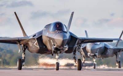 F-35: la France regrette le choix belge – Air&Cosmos
