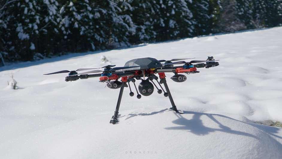 Dronetix développe des intelligences embarquées – Apps&Drones