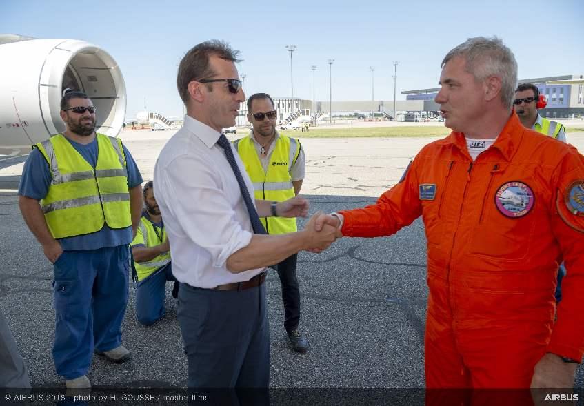 Airbus : Guillaume Faury succèdera à Tom Enders – Air&Cosmos