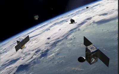 Latécoère sur les microsatellites BlackSky – Air&Cosmos
