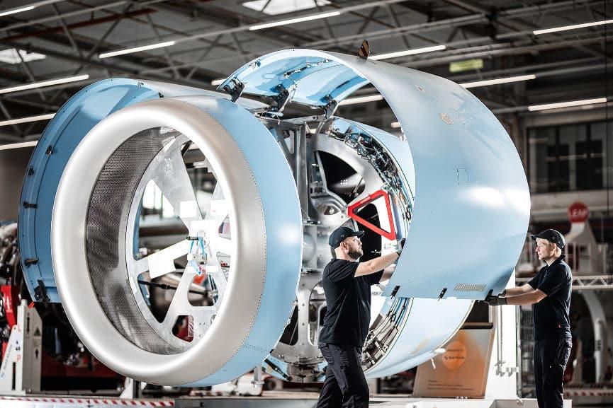 Safran inaugure à Hambourg un nouveau site d'intégration de nacelles pour l'A320 – Air&Cosmos
