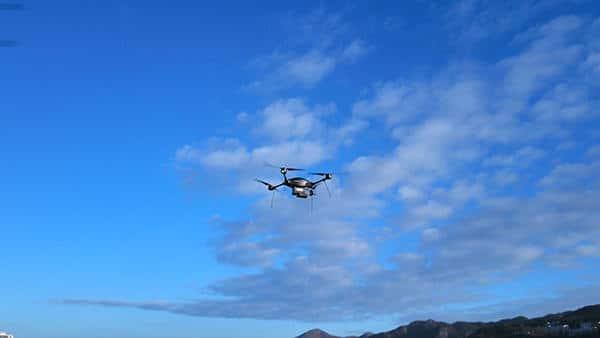 La Norvège détecte les pollutions au soufre grâce aux drones – Apps&Drones