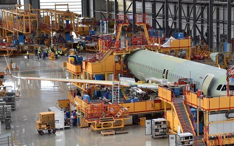 Airbus va coopérer avec davantage de fournisseurs chinois