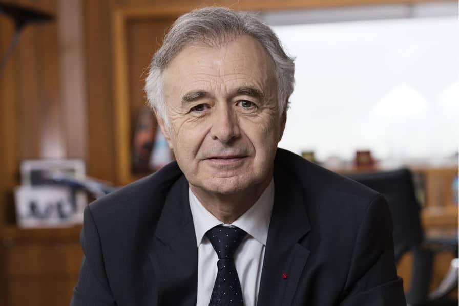 Le dirigeant de Safran «ravi» de la nomination de Guillaume Faury comme futur patron d'Airbus