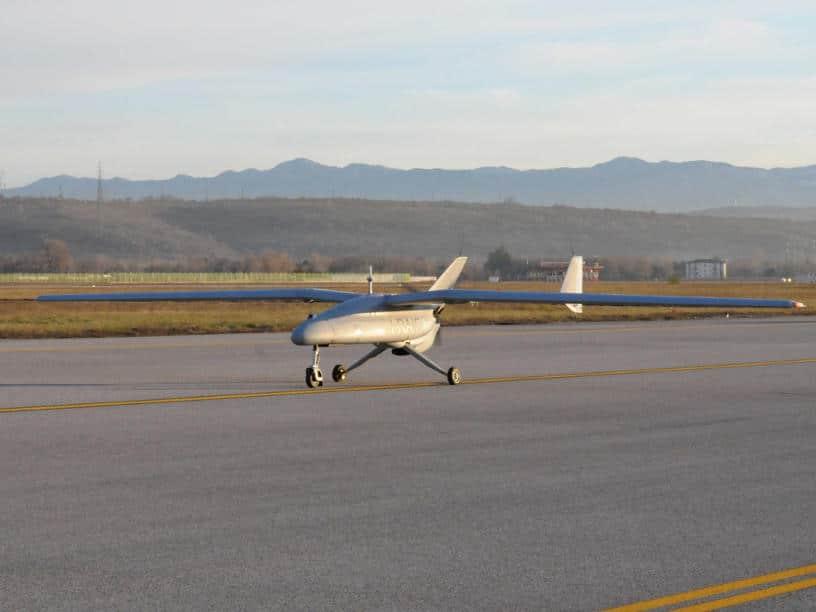 Leonardo renforce les capacités de son drone Falco EVO – Air&Cosmos