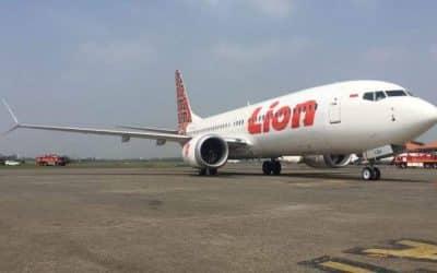 Crash d'un avion, un Boeing 737 MAX 8 de la compagnie low cost Lion Air en Indonésie – Air&Cosmos
