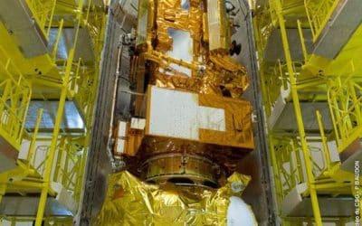 Arianespace et Soyouz: le satellite météo MetOp C prêt au départ – Air&Cosmos