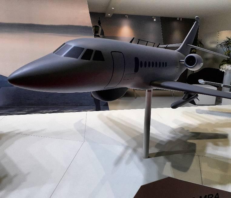 Falcon 2000 : Notification à Dassault de l'étude de définition du programme AVISMAR – Air&Cosmos