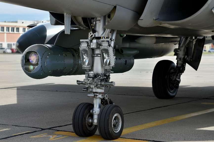 DGA qualifies Thales Talios targeting pod for Rafale F3-R – Air & Cosmos – International