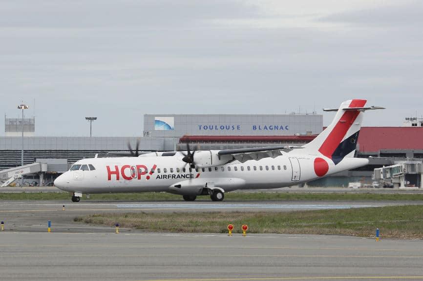 Hop ! Air France va sortir les ATR de sa flotte dans les deux ans – Air&Cosmos