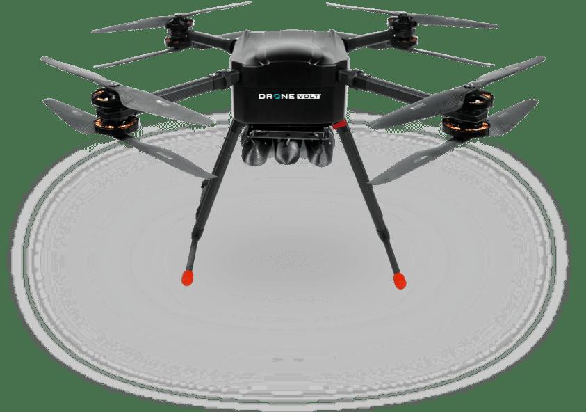 Drone Volt vend un drone à une armée européenne – Apps&Drones