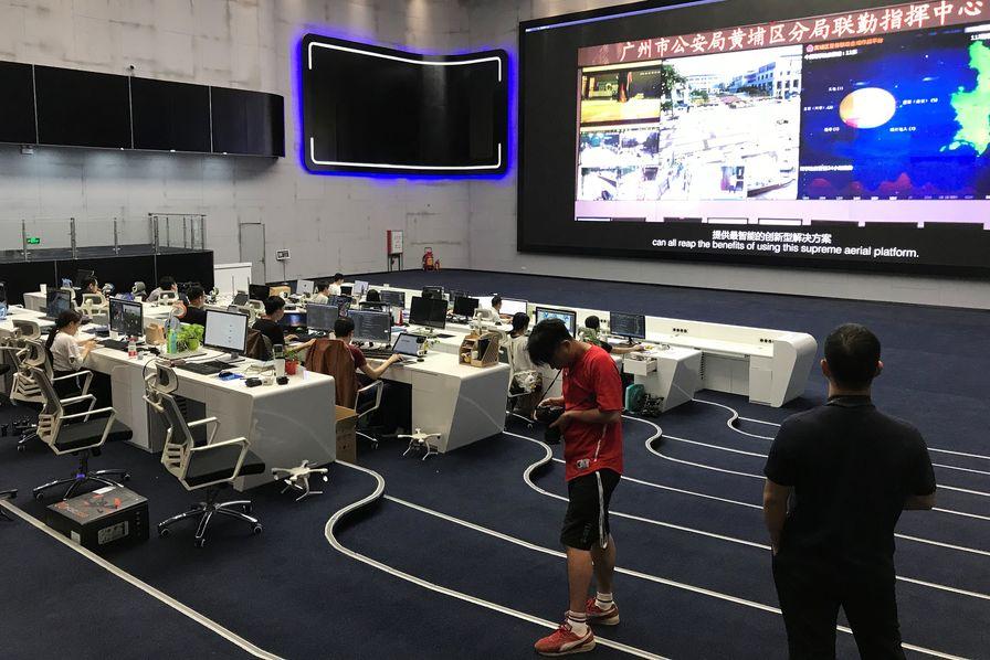 La société de drones chinoise Ehang choisit Lyon pour son centre de R&D européen