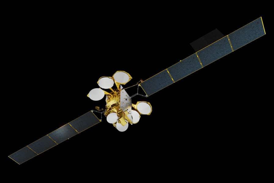 Eutelsat choisit Airbus pour fournir deux satellites à propulsion électrique