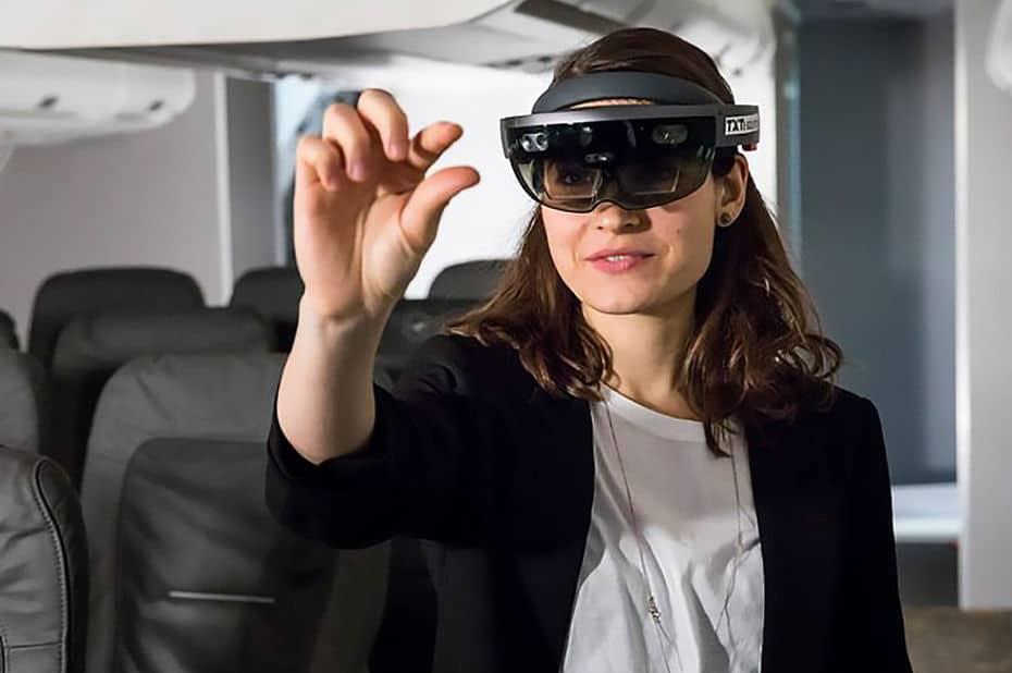 [Aviation] Bientôt des formations en réalité virtuelle et augmentée pour les équipages de cabine