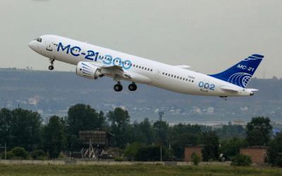 Irkut livre un fuselage de MC-21-300 pour des essais de fatigue – Air&Cosmos