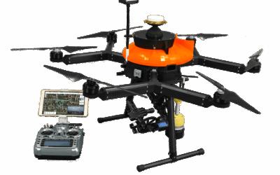 Système de sécurité pour drones – Apps&Drones