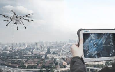 ADEOLE : des drones pour sécuriser des évènements majeurs – Apps&Drones