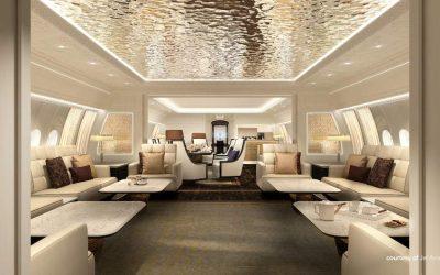 Boeing lance le jet d'affaires BBJ 777X – Air&Cosmos