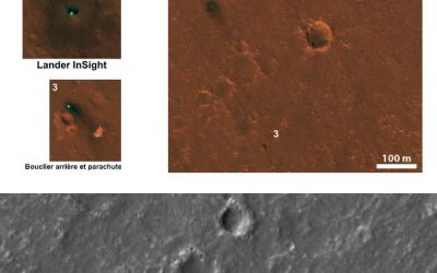 On a retrouvé la sonde InSight sur Mars ! – Air&Cosmos