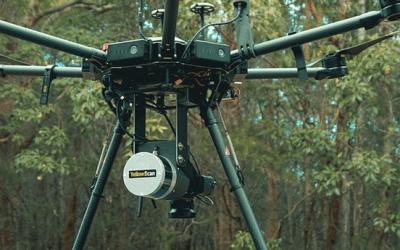 YellowScan développe des capteurs LiDAR – Apps&Drones